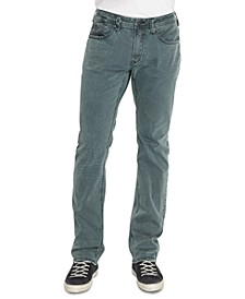 Men's Ash-X Slim-Fit Stretch Jeans