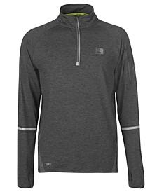 Men's X Lite 1/2-Zip Running T-Shirt from Eastern Mountain Sports