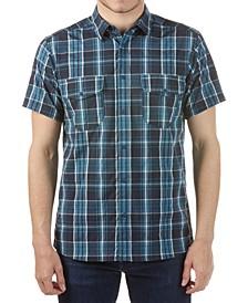 Men's Yacuma Original Check Short-Sleeve Shirt from Eastern Mountain Sports