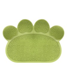 PETMAKER Non Slip Food and Litter Mat for Dogs and Cats