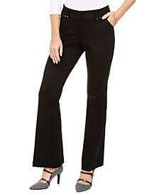 Alfani Ponte Trousers, Created for Macy's