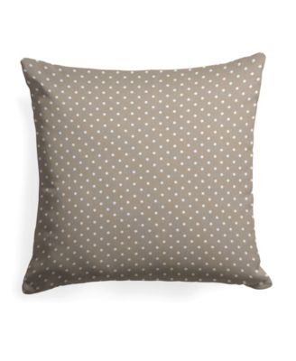 "EF Home Decor Indoor/Outdoor Reversible 25"" Square Pillow"