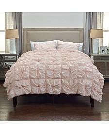 Plush Dreams King 3 Piece Comforter Set