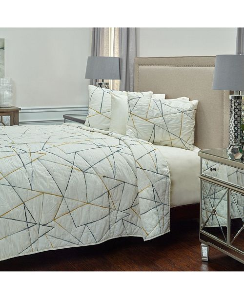 Rizzy Home Riztex USA Julian Twin XL Quilt