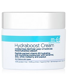 Hydraboost Cream Hydrating Peptide & Vitamin B5 Moisturizing Cream, 1.7 oz