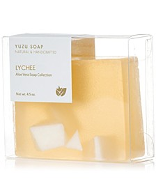 Lychee Aloe Vera Soap, 4.5-oz.