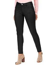Skinny Wax Jeans, Created for Macy's