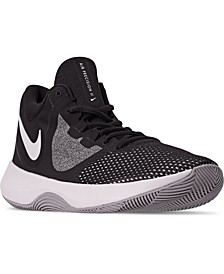 Men's Air Precision II Basketball Sneakers from Finish Line
