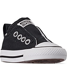 Toddler Boys Chuck Taylor All Star Slip Casual Sneakers from Finish Line