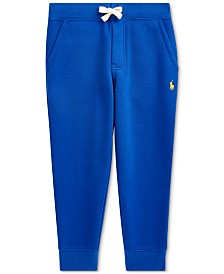 Polo Ralph Lauren Little Boys Fleece Joggers