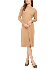Alfani Sweater Dress, Created For Macy's