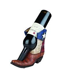 Foster & Rye Lone Star Boot Bottle Holder