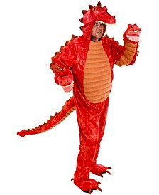 Men's Hydra 3 Headed Dragon Adult Costume