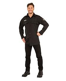 Men's Police Adult Costume