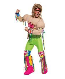 Men's WWE Grand Heritage Ultimate Warrior Adult Costume