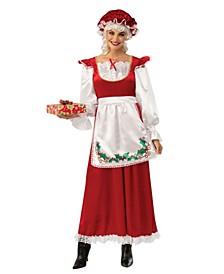 Women's Ms. Santa Claus Adult Costume