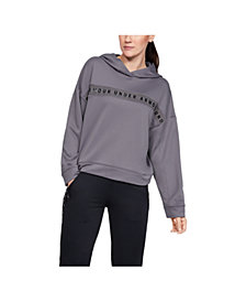 Under Armour Women's Tech Terry Hoodie
