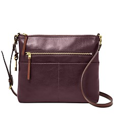 Fossil Fiona Leather Crossbody