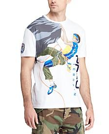 Polo Ralph Lauren Men's Terrain Climber Cotton T-Shirt