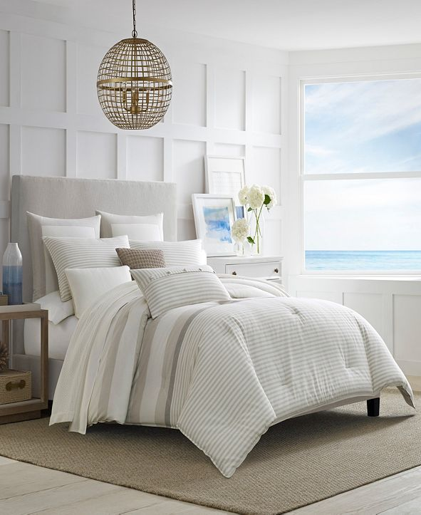 Nautica Saybrook King Duvet Cover Set