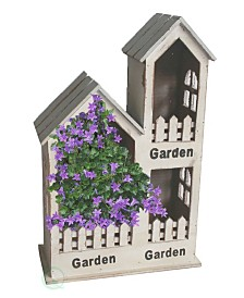 Gardenised 3 Section Wall Planter