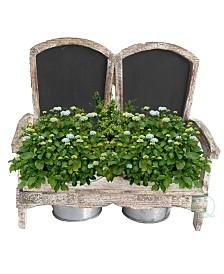 Gardenised Adirondack Chair Planter