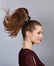 Soho Style Jeweled Starfish Ponytail Holder