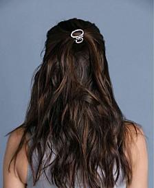 Soho Style Oval Jeweled Hair Claw