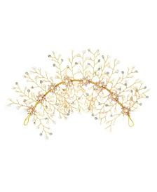 Soho Style Crystal Vine Bridal Hair Crown
