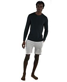 Long Sleeve Knit Sleep Shirt