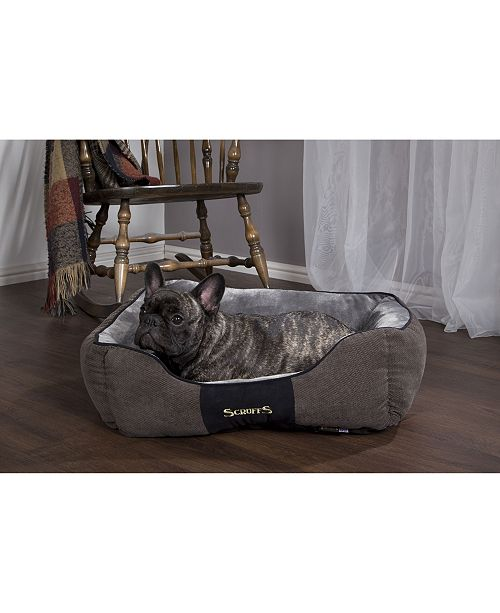 Scruffs Chester Box Dog Bed, Large