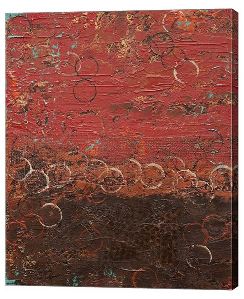 "Metaverse Rustic Industrial XIV by Hilary Winfield Canvas Art, 28.75"" x 36"""