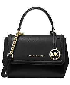 Michael Michael Kors Jet Set Extra Top-Handle Leather Crossbody
