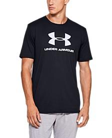 Men's Sportstyle Logo Short Sleeve
