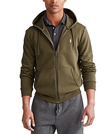 Men's Big & Tall Double-Knit Full-Zip Hoodie