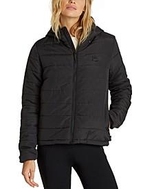 Transport Hooded Puffer Jacket