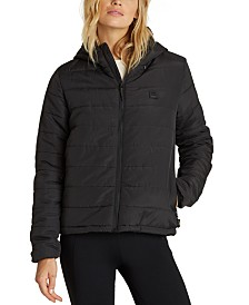 Billabong Transport Hooded Puffer Jacket