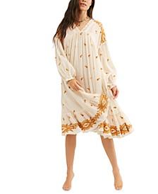 Lavender Fields Midi Dress