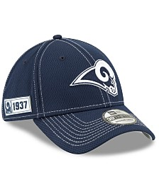 New Era Los Angeles Rams On-Field Sideline Road 39THIRTY Cap