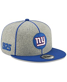 New York Giants On-Field Sideline Home 9FIFTY Cap