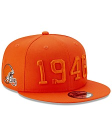 New Era Cleveland Browns On-Field Alt Collection 9FIFTY Snapback Cap