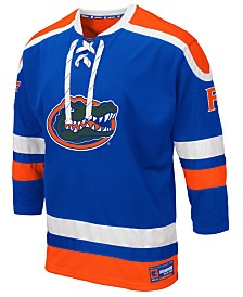 Colosseum Men's Florida Gators Mr. Plow Hockey Jersey