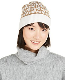 MK-Logo Cuff Hat