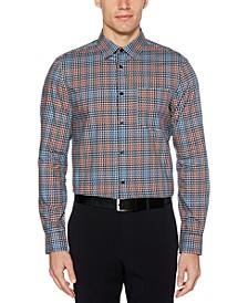 Men's Cotton Dobby Shirt