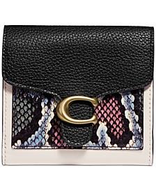 Snakeskin Tabby Small Wallet