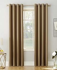 "Saxon 54"" x 108"" Blackout Curtain Panel"