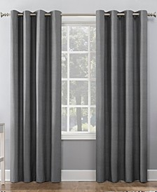 Duran Thermal Insulated 100% Blackout Grommet Curtain Collection