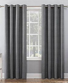 Sun Zero Duran Thermal Insulated 100% Blackout Grommet Curtain Collection