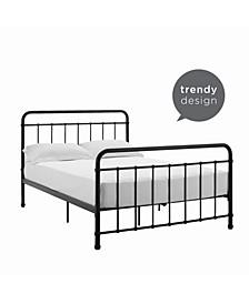 Kalvin Full Metal Bed, Full Size