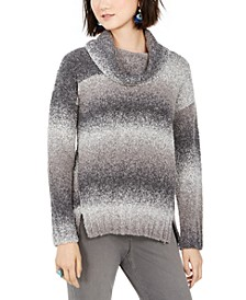 Ombré Boucle Sweater, Created for Macy's